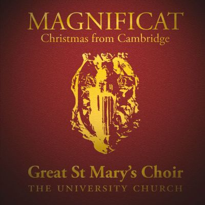 Magnificat Christmas from Cambridge album cover