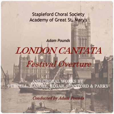 London Cantata by Adam Pounds album cover