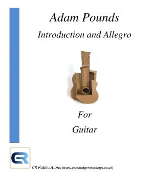 Introduction and Allegro for Guitar