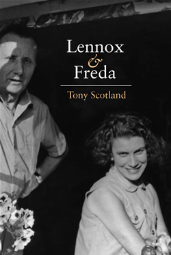 Lennox & Freda by Tony Scotland book cover